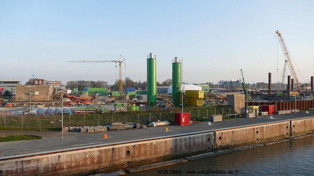 Schleusen Sanierung/ Neubau-Brunsbüttel