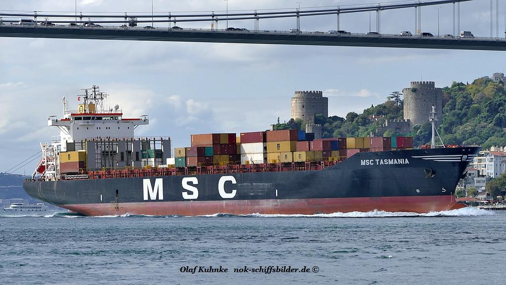 MSC TASMANIA