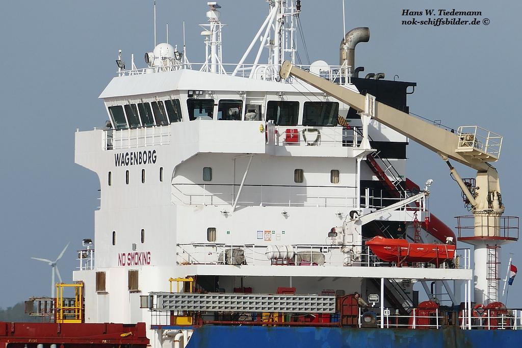 WISLABORG  - WAGENBORG SHIPPING