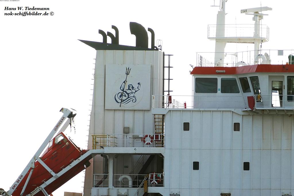 ZEALAND BEATRIX - Q-SHIPPING BV