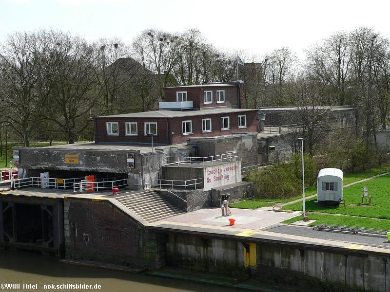 Schleuse Brunsbüttel UCA