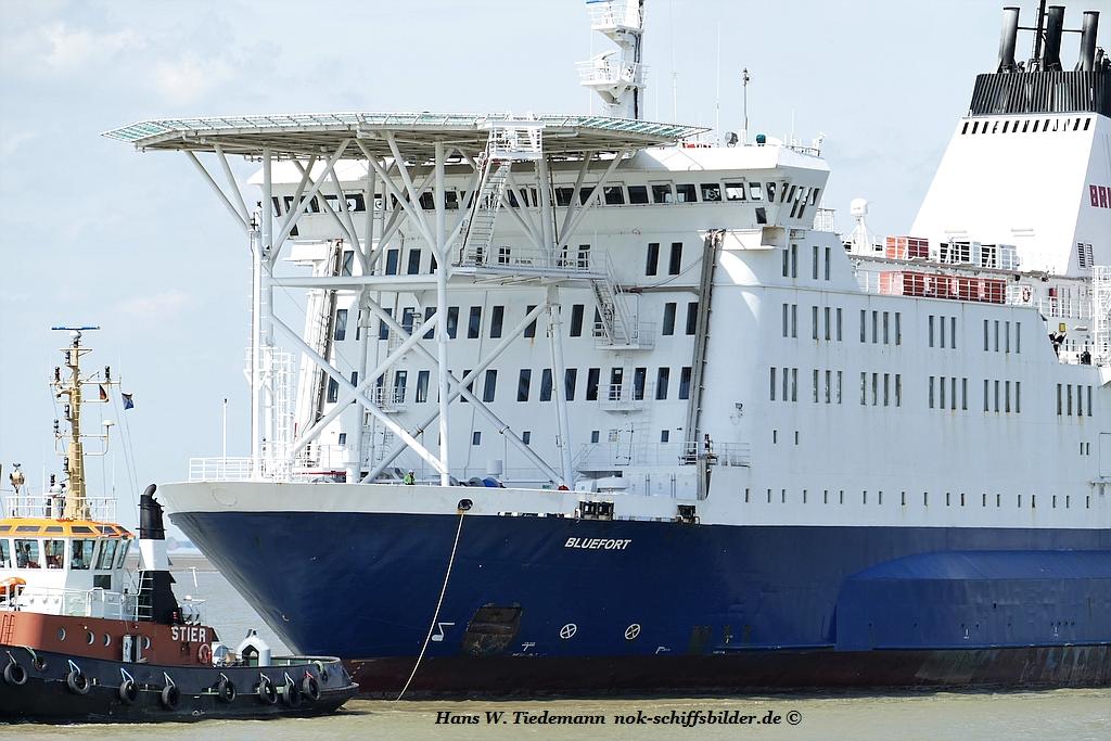 BLUEFORT....Vorschiff