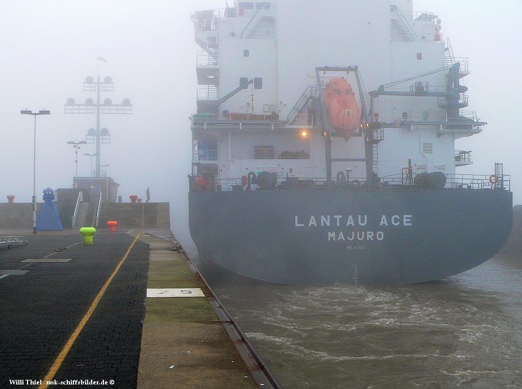 LANTAU ACE  - Havarie