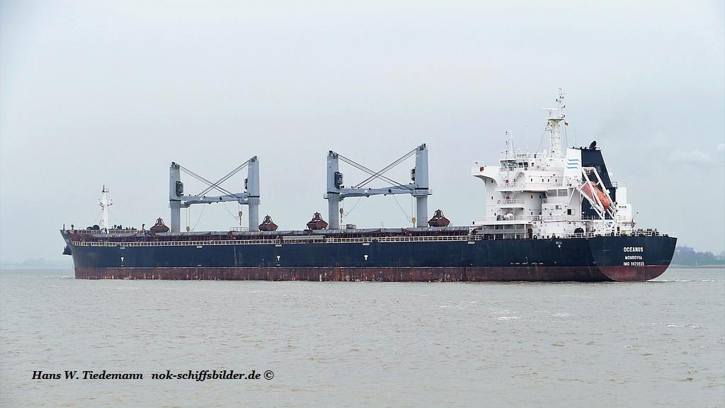 Oceanus, LBR, IMO 9670925 - Weser.jpg