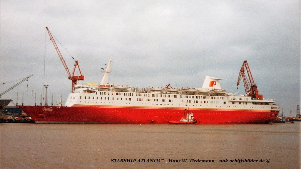 ATLANTIC->STARSHIP ATLANTIC