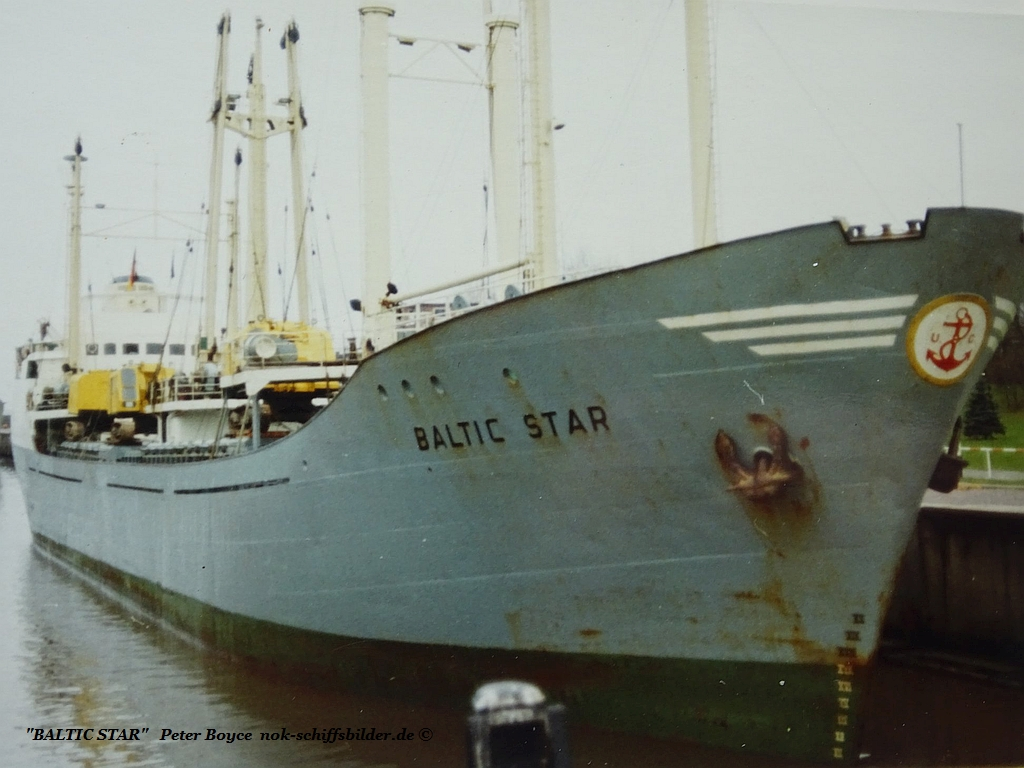 BALTIC STAR