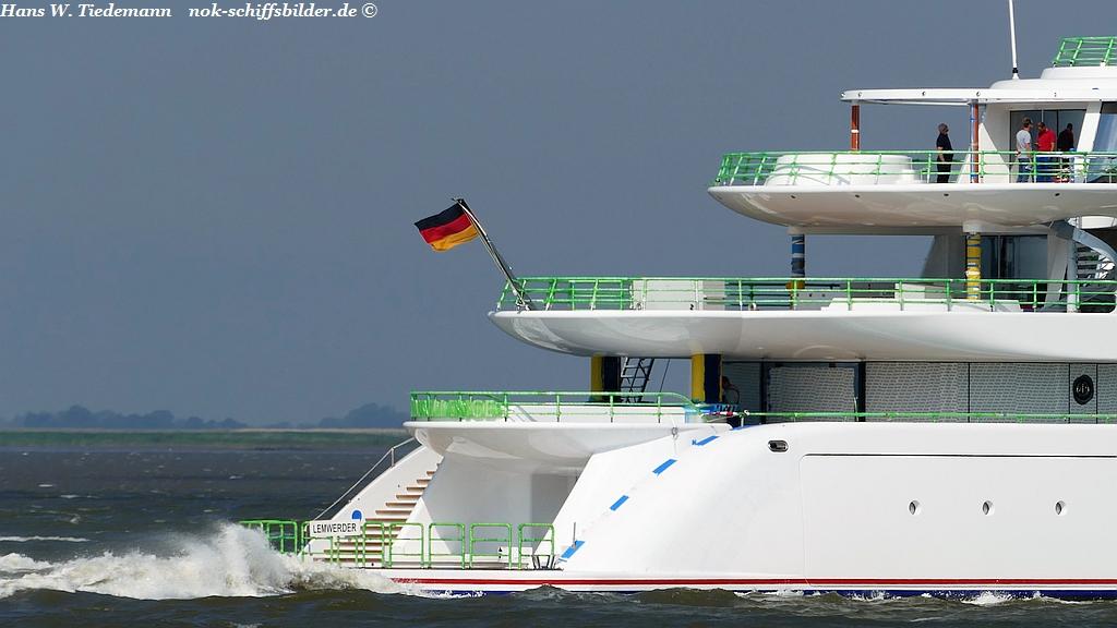 EXCELLENCE - Achterschiff