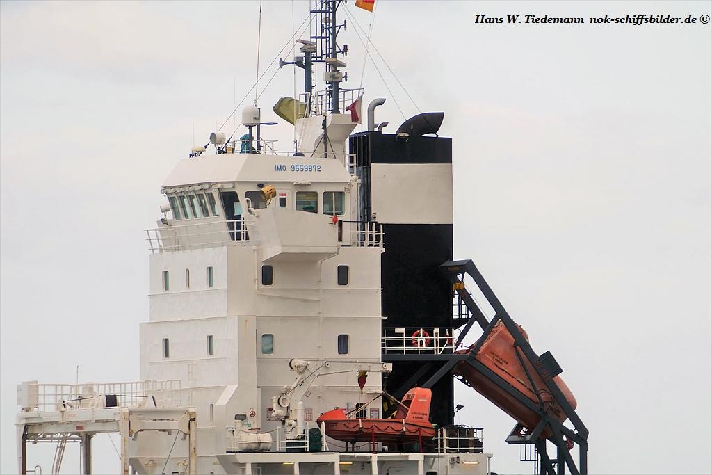 BBC NAGASAKI - THORCO SHIPPING