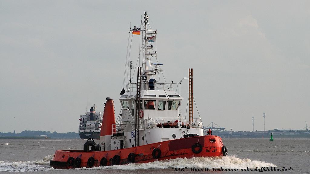 Bär  Weser Bremerhaven....jpg