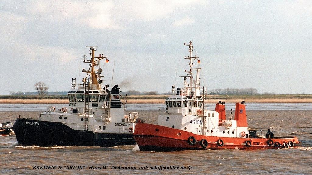 Bremen + Arion - 10.03.98 Weser.jpg