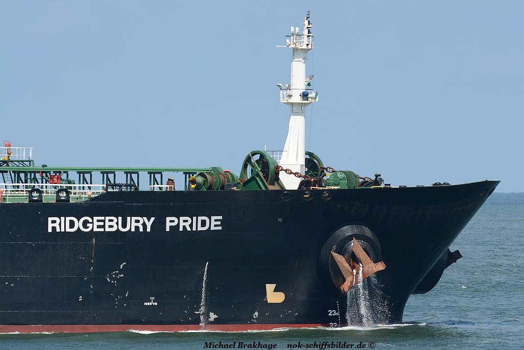 RIDGEBURY PRIDE-Vorschiff