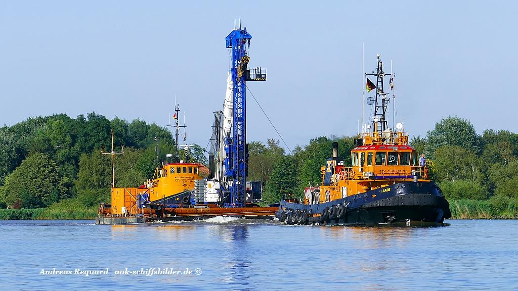 RADE-Barge- FLEMHUDE