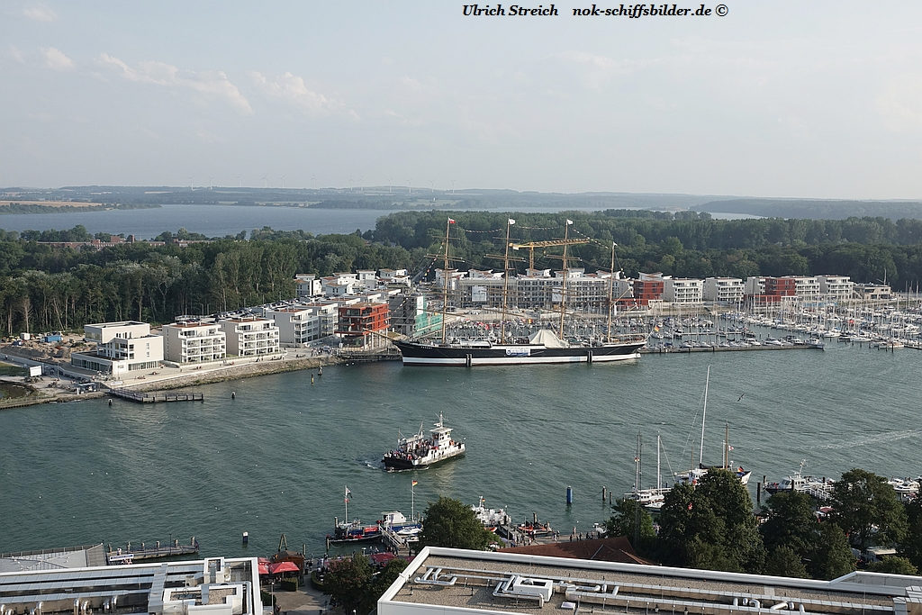 Hansestadt Lübeck- Passathafen