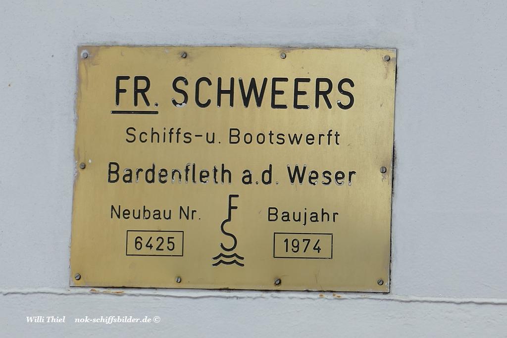 GERHARD- Werftschild