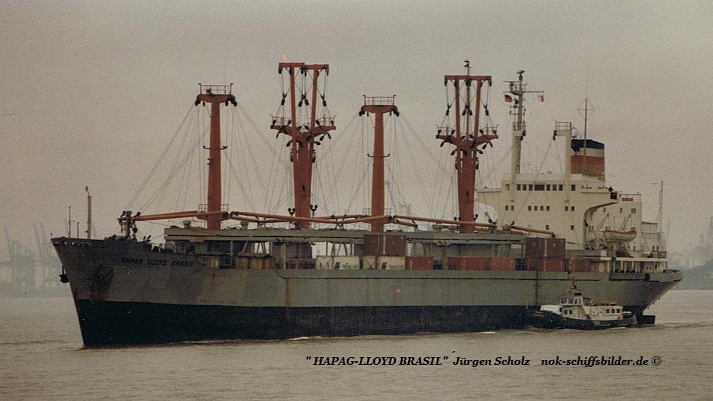 HAPAG-LLOYD BRASIL