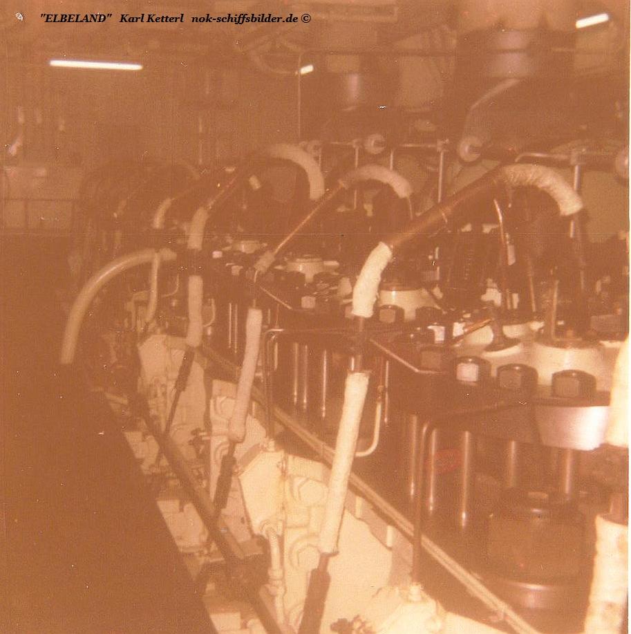 ELBELAND - Maschine