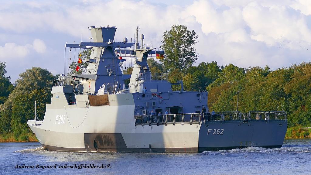 ERFURT F 262