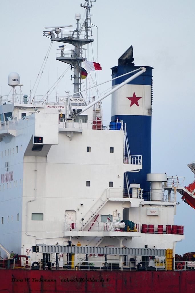 STOVE CALEDONIA -  Stove Shipping