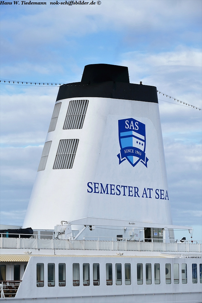 WORLD ODYSSEY - SEMESTER AT SEA