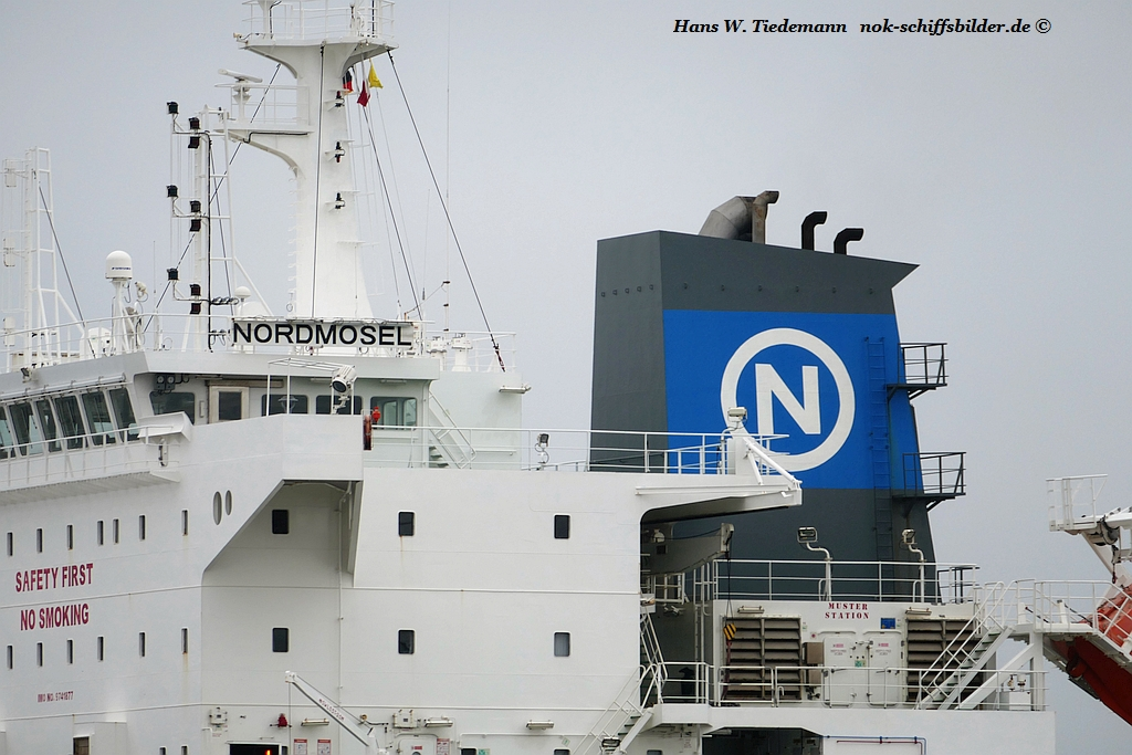NORDMOSEL - Reederei-Nord