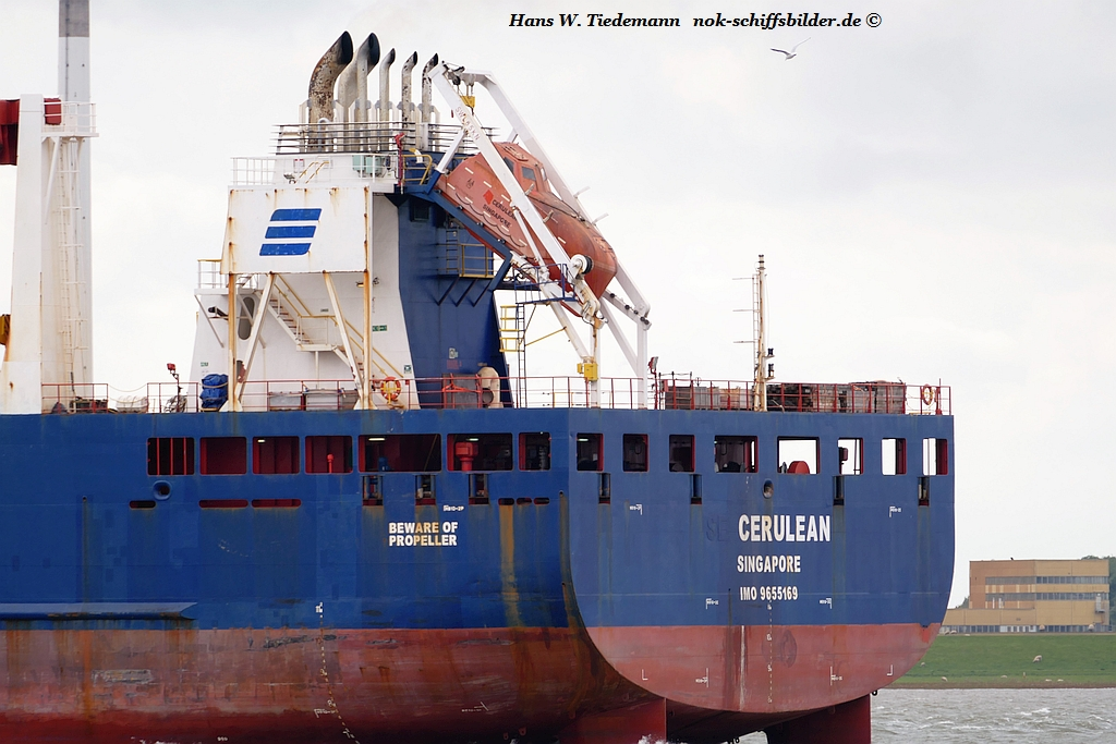 CERULEAN - SE SHIPPING LINES