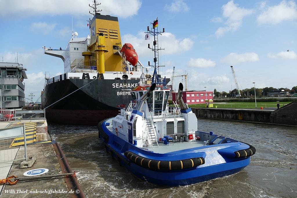 FAIRPLAY XV- SEAHAKE