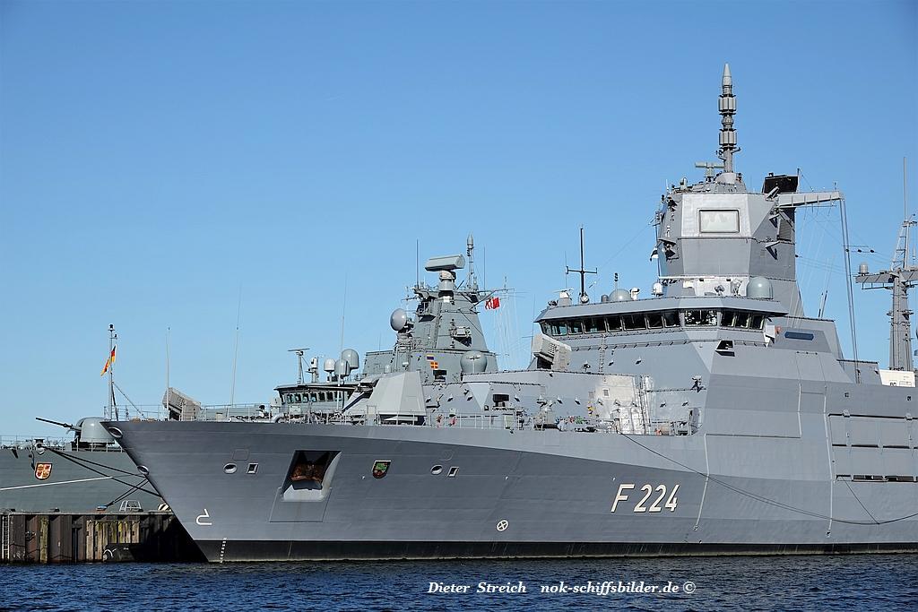 SACHSEN-ANHALT   F224- Vorschiff