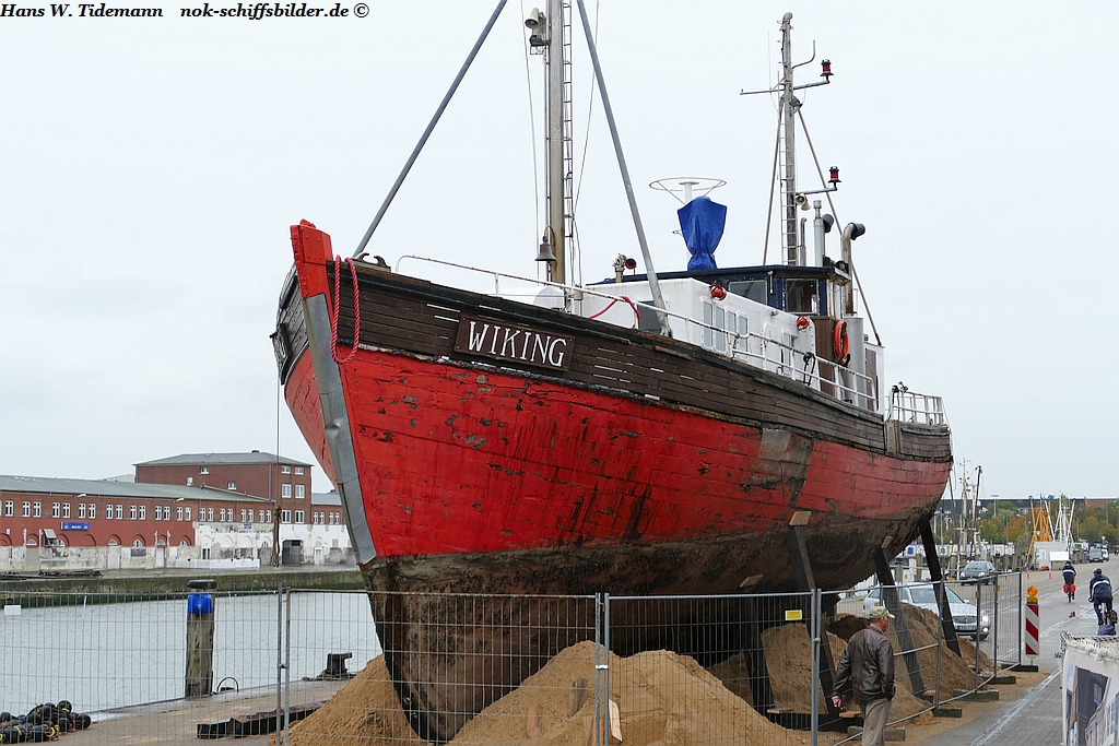 WIKING- Havarie