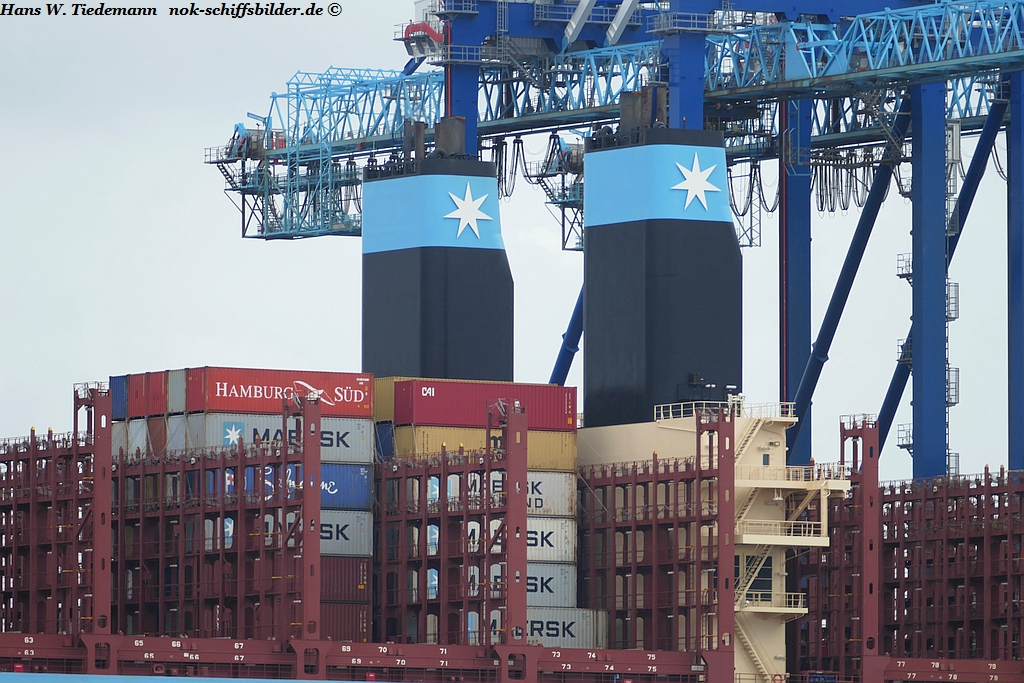 MANCHESTER MAERSK - MAERSK LINE A/S