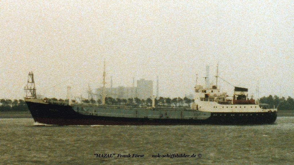 Mazal  Schelde (190985)  van der Werf, Deest