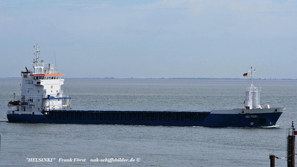 Helsinki (090711) Elbe  Cuxhaven   Damen shipyard, Foxhol,.jpg