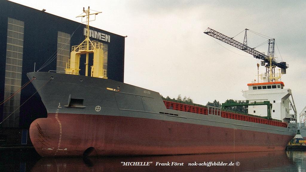 Michelle (140600)   HOOGEZAND -  Damen shipyard, Foxhol,.jpg