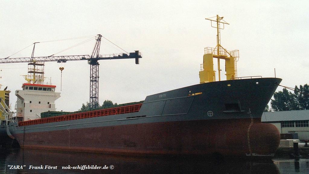 Zara (140600)   HOOGEZAND -  Damen shipyard, Foxhol,.jpg
