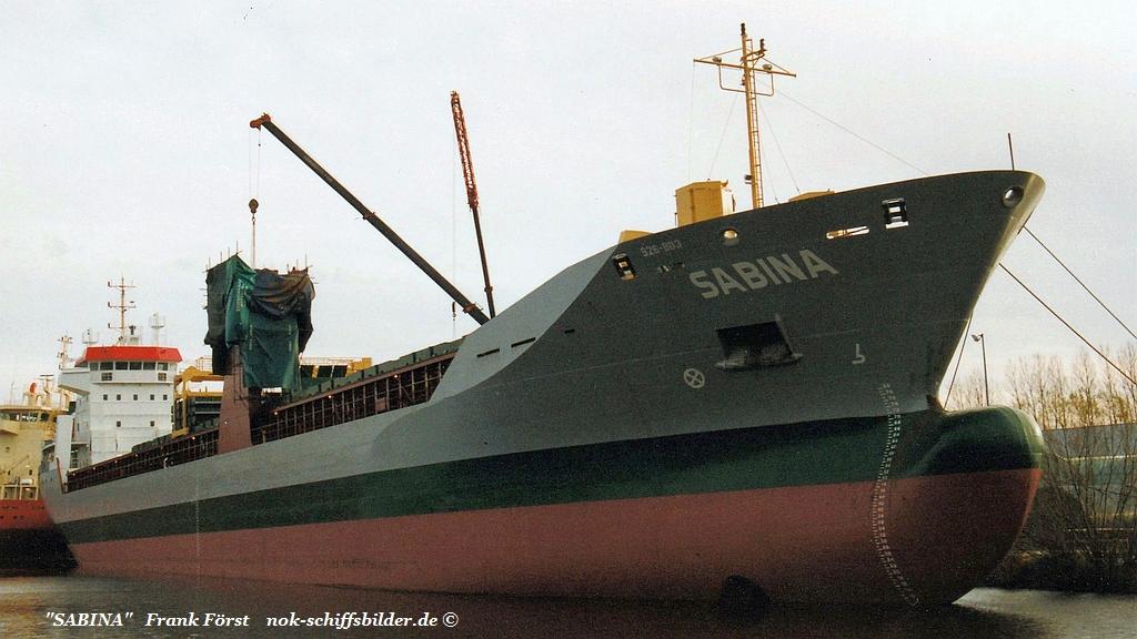 Sabina (161199)    HOOGEZAND -  Damen shipyard, Foxhol,.jpg