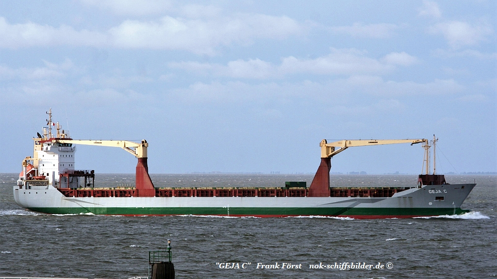 Geja C (210711-1)  Elbe Cuxhaven   Damen shipyard, Foxhol,.jpg