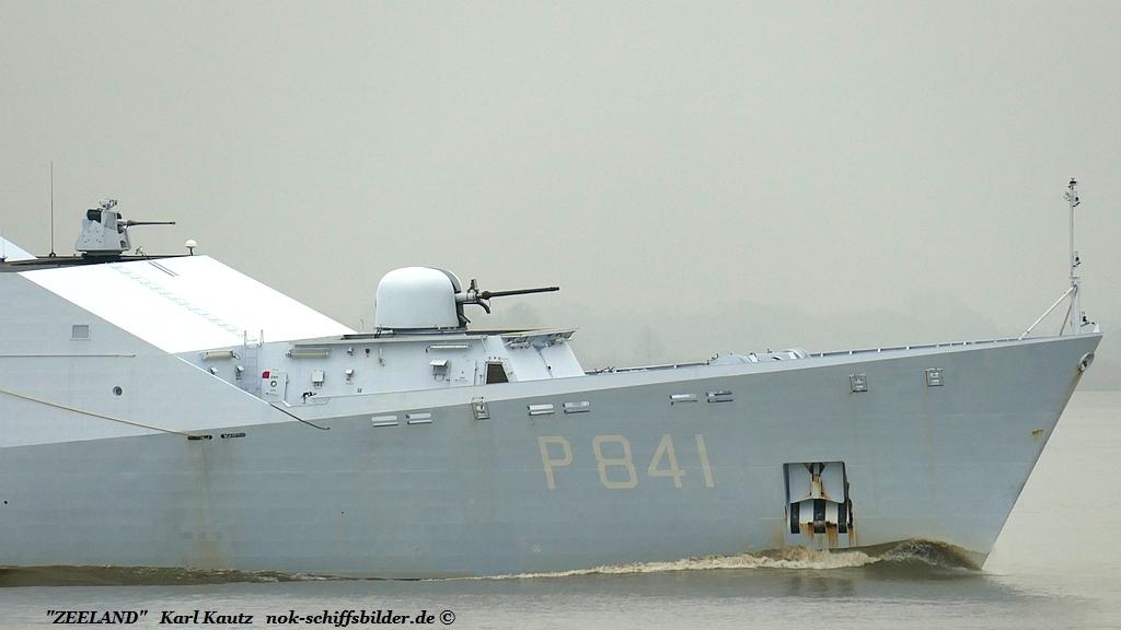 ZEELAND    P841 - Vorschiff