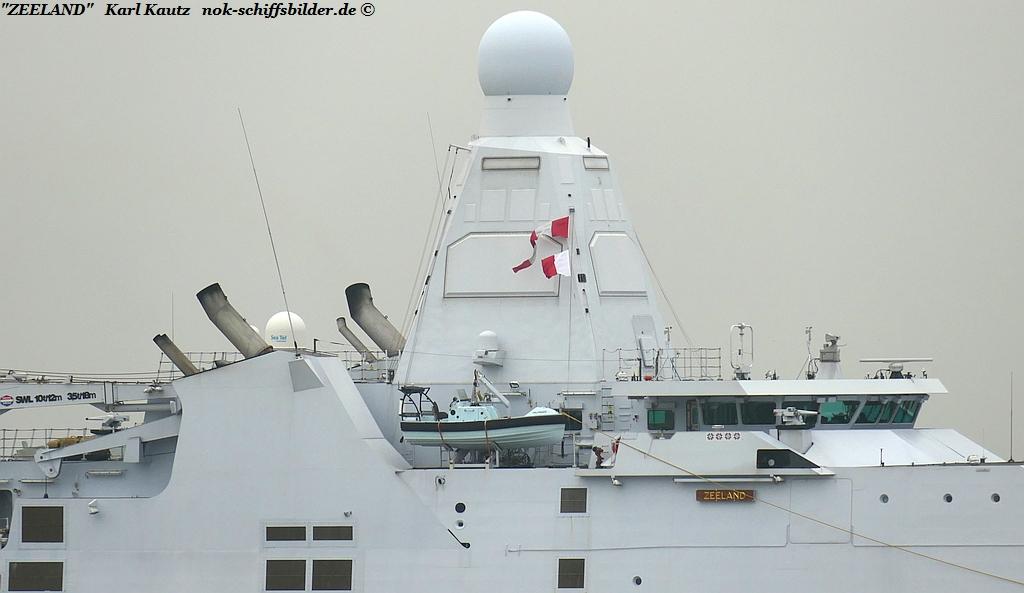 ZEELAND    P841 -Kommandozentrale