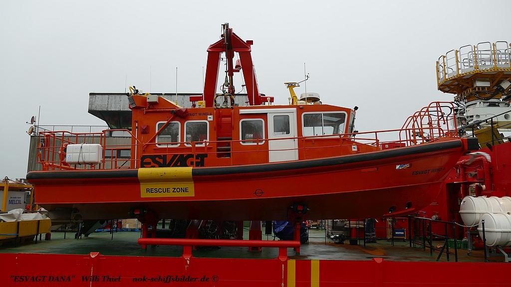 ESVAGT DANA- Transfer Boat