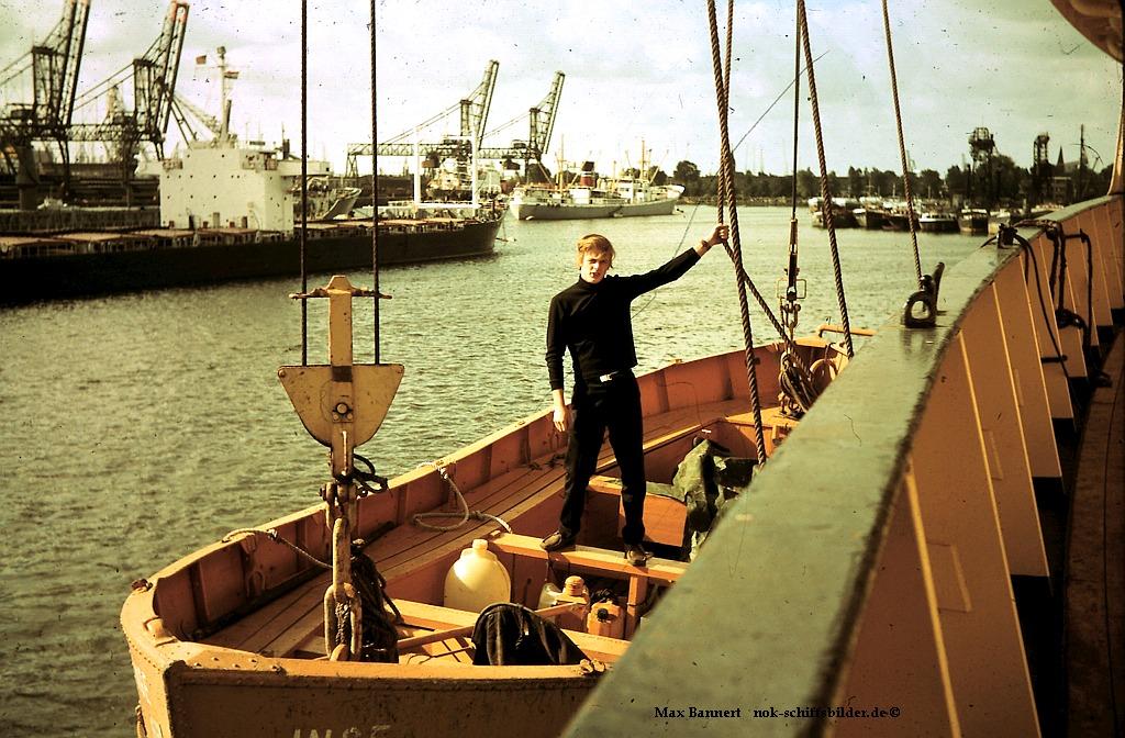 INGE Rettungsboot