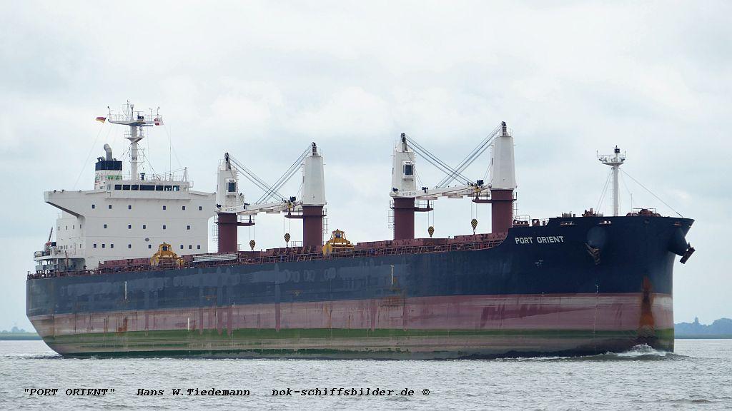 Port Orient, LBR - Weser 15.06.2019