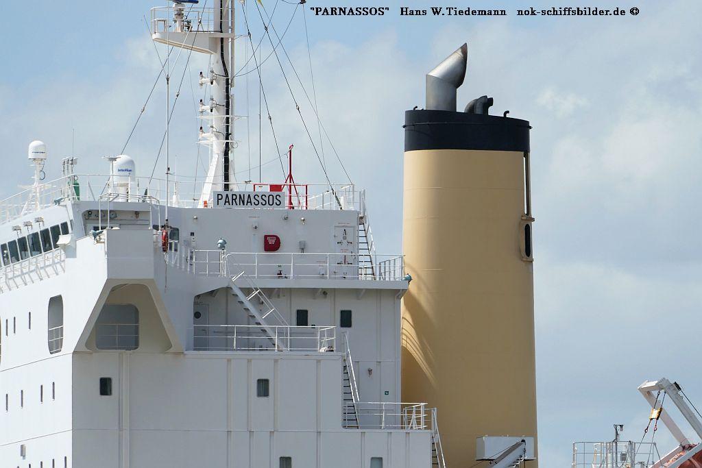 PARNASSOS  - HELIKON SHIPPING ENTERPRISES