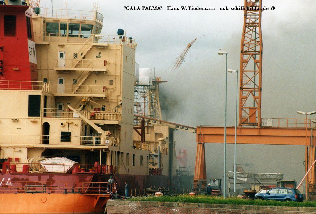 CALA PALMA - Brand