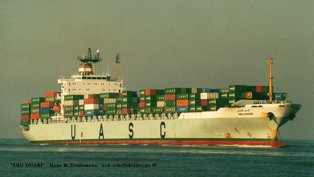 Abu Dhabi, ARE - 17.02.02 Cux