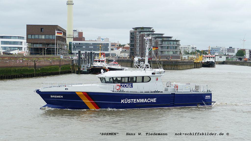 Bremen, Bremerhaven - Geeste 27.06.2019