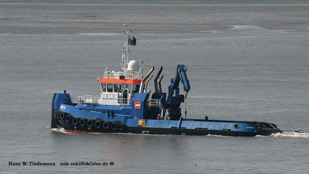 Lydia D, NLD, Rotterdam - Bhv