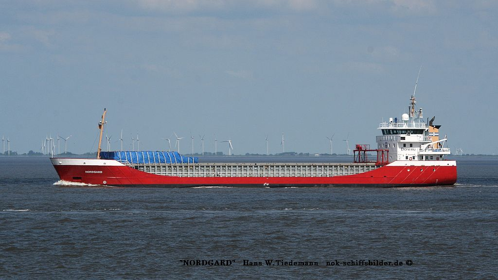 Nordgard, NLD, -99, IMO 9148180 - Cux