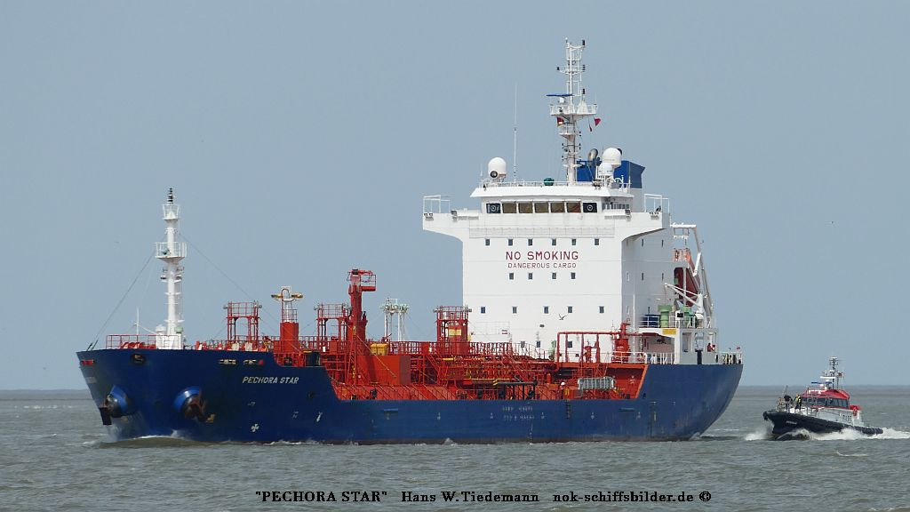 Pechora Star, MLT, -11, 8.581 gt - Weser  20.07.2019