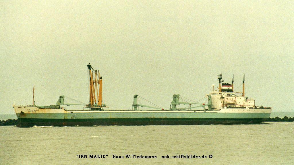 Ibn Malik, ARE - 14.07.01 R-dam