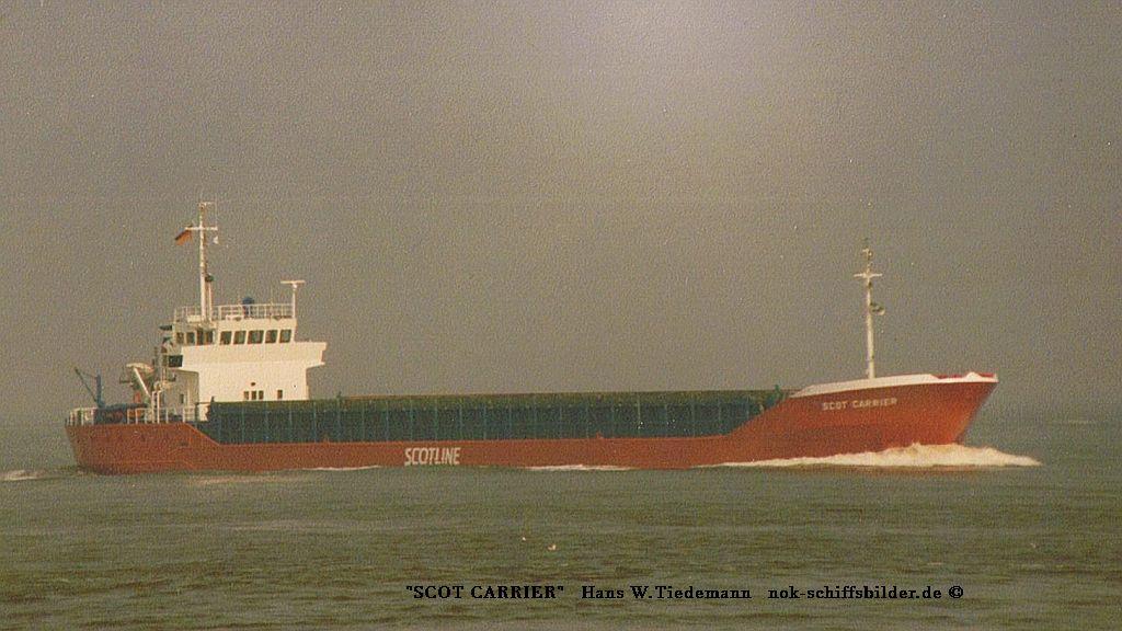 Scot Carrier, DEU, Rendsburg - 25.04.87 Cux