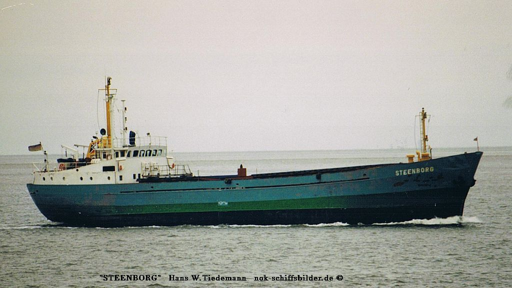 Steenborg, DEU, Rostock - 22.06.03 Cux